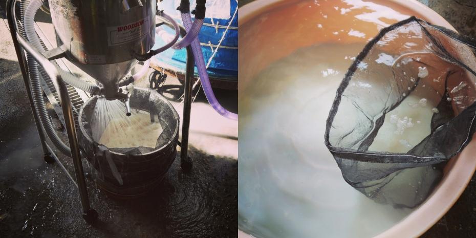 積善 GINZA 洗米機